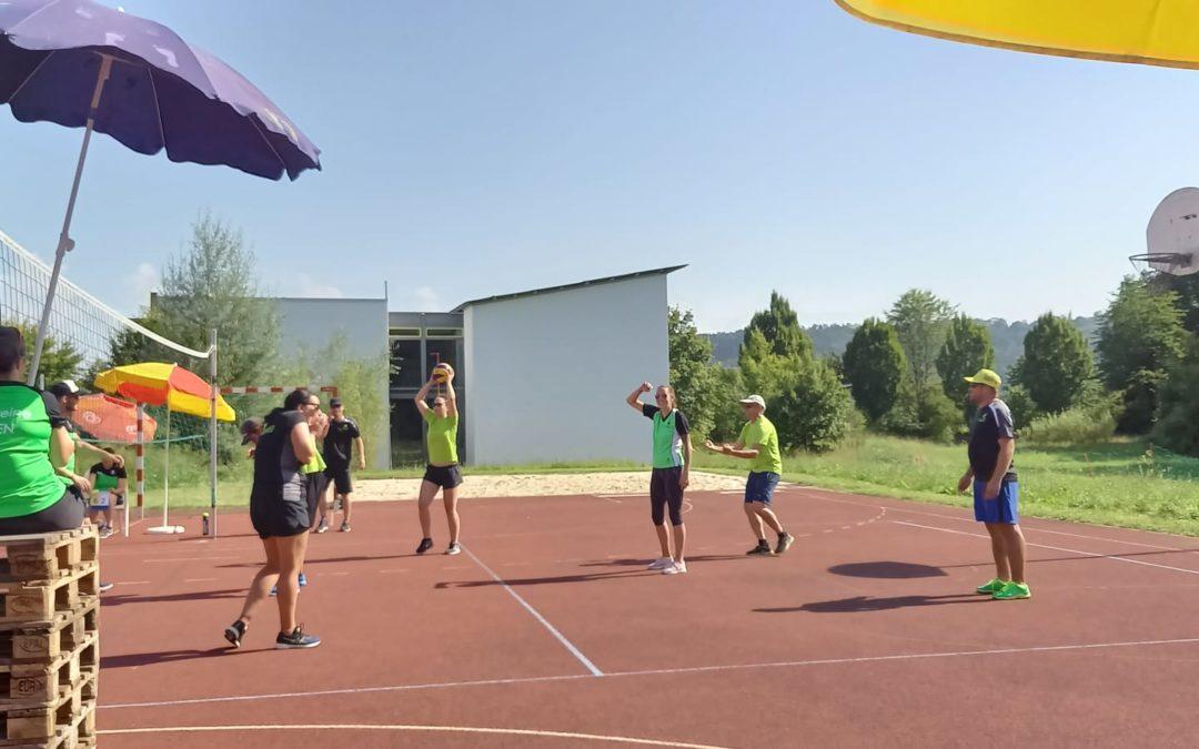 Volleyballturnier Sulgen 2021